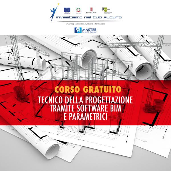 Tecnico della progettazione tramite software BIM e parametrici