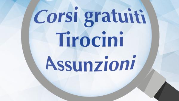 Corsi gratuiti, tirocini e assunzioni a Perugia
