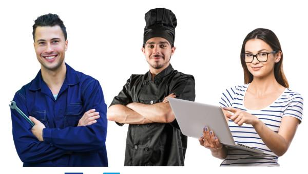 Corsi gratuiti per Aiuto cuoco, Meccanico specializzato in moto e auto d'epoca e Grafico web