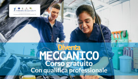 Corso gratuito Meccanico specializzato nella riparazione a freddo della carrozzeria e di auto e moto d'epoca